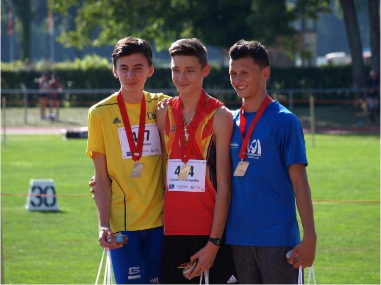 Schweizer Nachwuchs-Meisterschaften